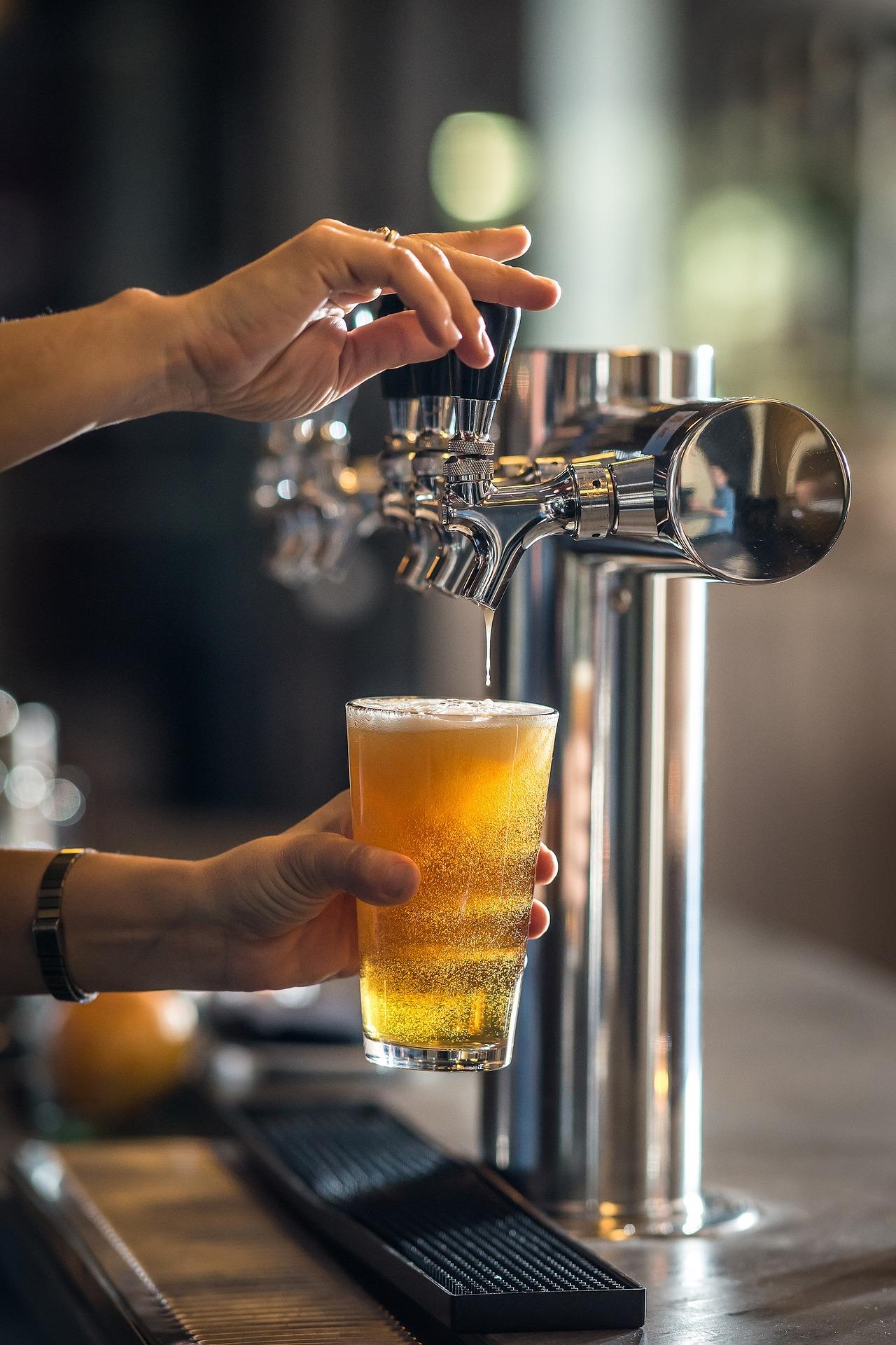 Jakie piwo dostaniemy w barach?
