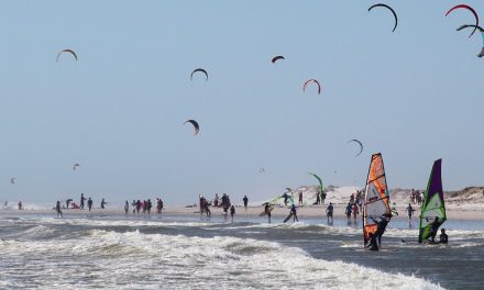 Kitesurfing gwarancją udanych wakacji