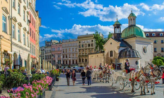 W Krakowie po raz kolejny, czyli mniej znane atrakcje turystyczne dawnej stolicy Polski