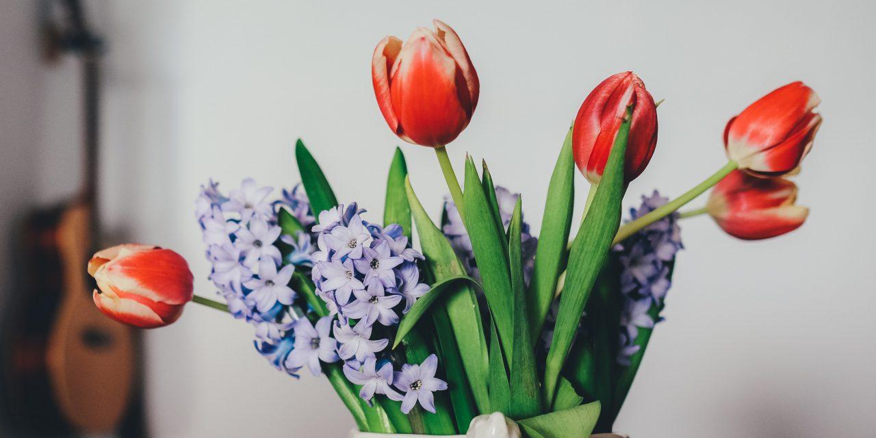 Jak wręczać kwiaty