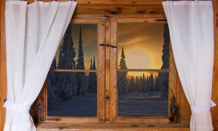 Spraw, by okno stało się dekoracją