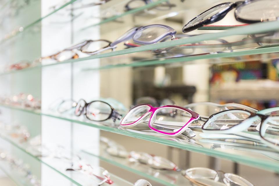 okulary soczewki