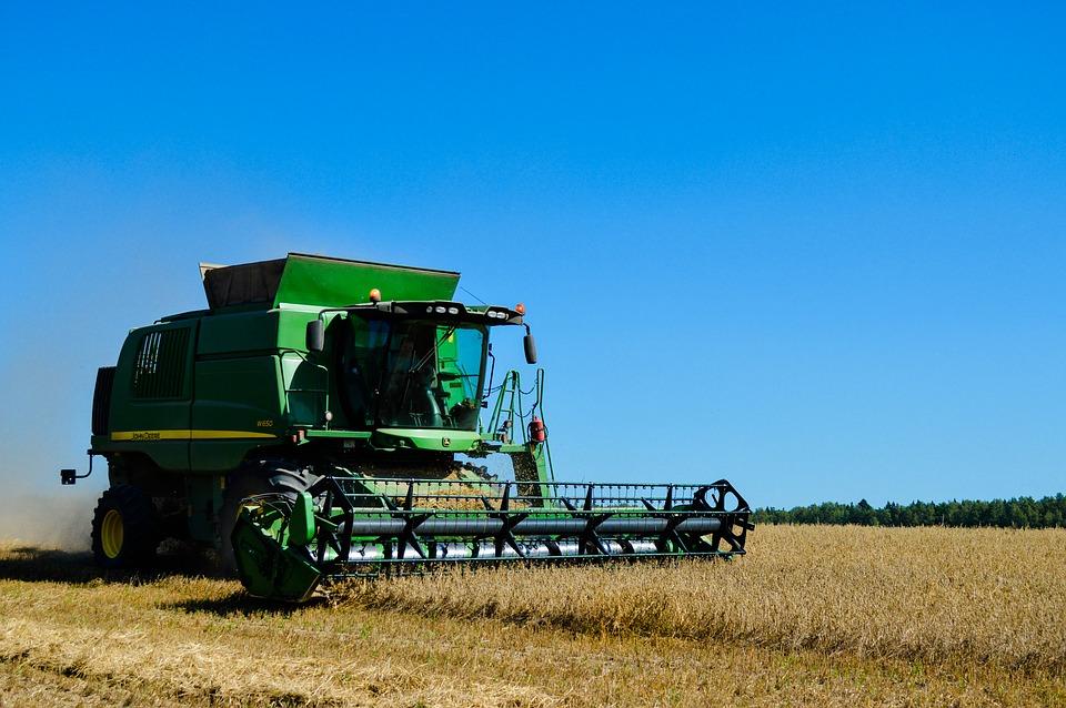 Maszyny wykorzystywane w rolnictwie