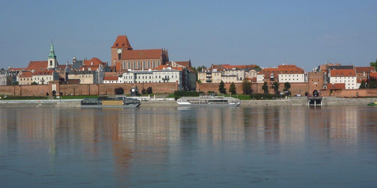 Z wizytą w mieście Kopernika